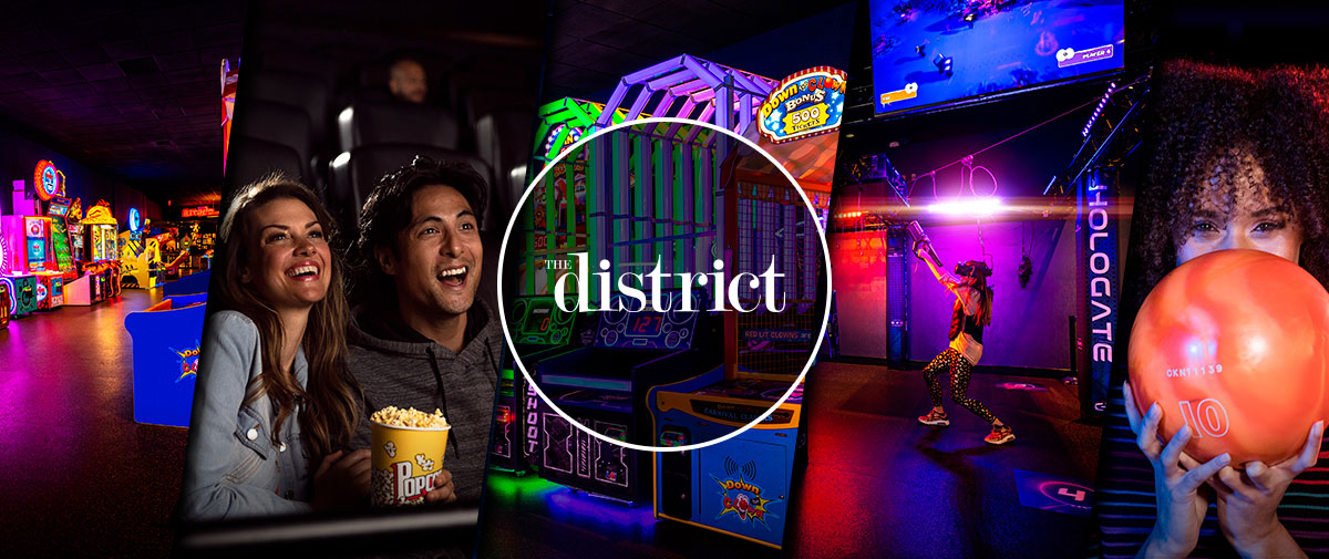 The District - Bowling