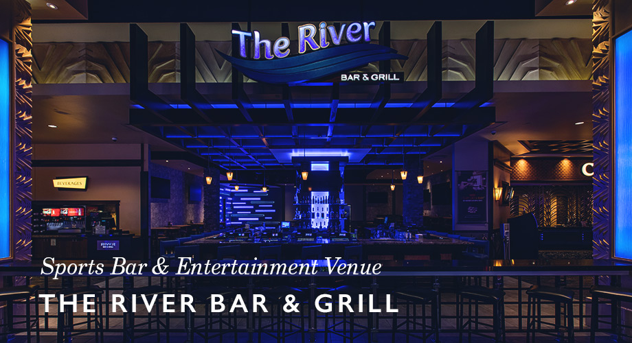 The River Bar and Grill