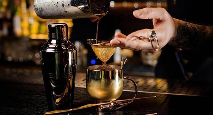 Mason Jar Bar