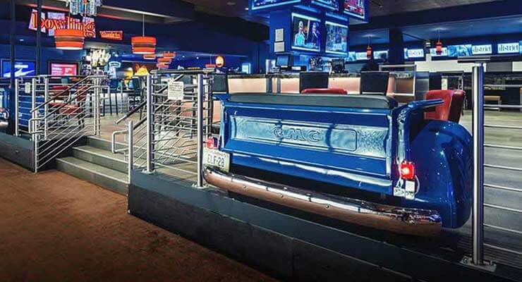 Tailgater's Lounge